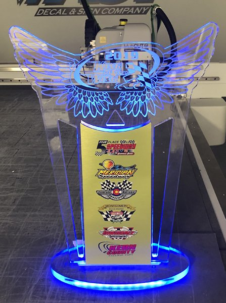 LED Base Trophy