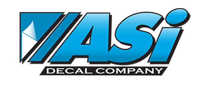 ASI Decal Logo